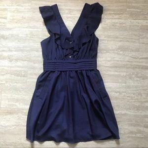 BCBG Generation Ruffle Dress